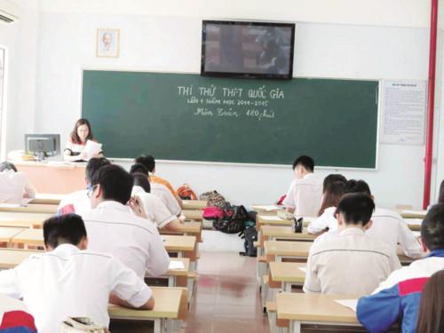 Kinh nghiệm ôn thi THPT Quốc Gia  môn Văn cô Hoàng Bằng trên báo Giáo dục Thời đại