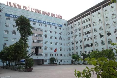 Trường THPT dân lập Đoàn Thị Điểm được chuyển đổi thành trường tư thục