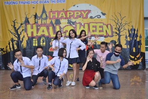 Lễ hội Halloween của Teens Đoàn Thị Điểm