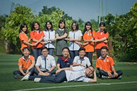 Teens Đoàn Thị Điểm háo hức chuẩn bị cho Hội thi Nét đẹp Đoàn Thị Điểm