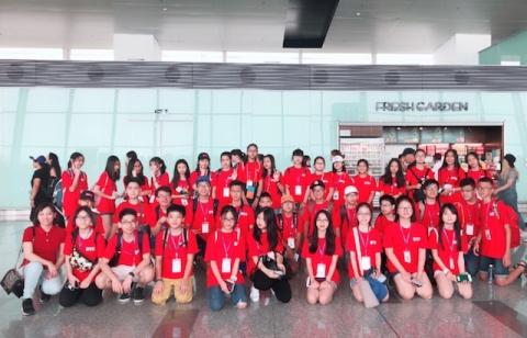 Hành trình Singapore Summer Camp 2018  - Tuần 1