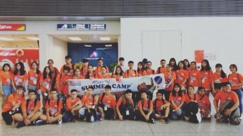 Hành trình UK Summer Camp (tuần 1)