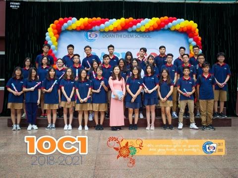 ENGLISH FESTIVAL 2019 - 10C1