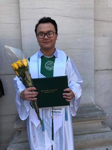 Lời tri ân của Du học sinh Trần Ngọc Linh từ Mỹ