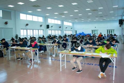 Kì thi học sinh giỏi cấp trường năm học 2018 - 2019