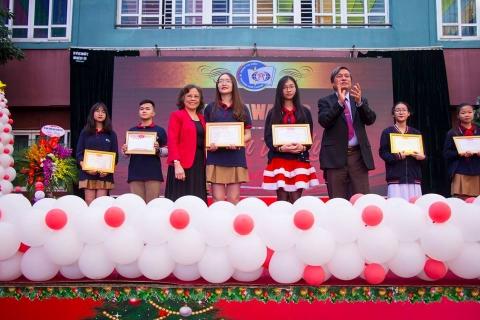 Lễ sơ kết học kì 1  - Ấn tượng Đoàn Thị Điểm 2018