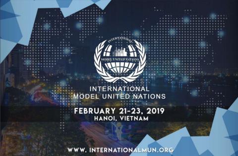 Hội nghị Mô phỏng Liên hợp quốc Quốc tế