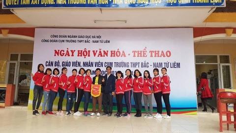 Ngày hội thể thao văn hóa cụm Bắc - Nam Từ Liêm