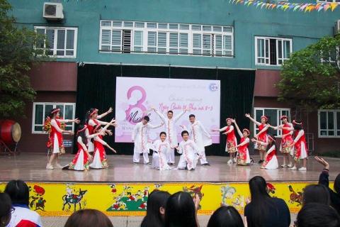 Lễ kỉ niệm 109 năm ngày Quốc tế Phụ nữ 8-3