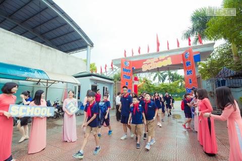 Lộ trình xe đưa đón học sinh áp dụng từ ngày 13/8/2019