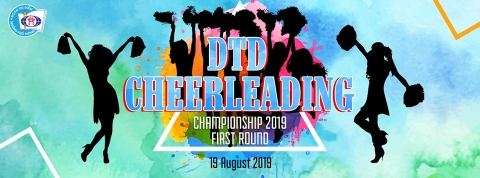 CHEERLEADING CHAMPIONSHIP 2019 - FIRST ROUND.
