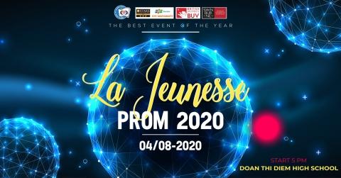 LỄ TRI ÂN VÀ TRƯỞNG THÀNH KHỐI 12 - LA JEUNESSE PROM 2020