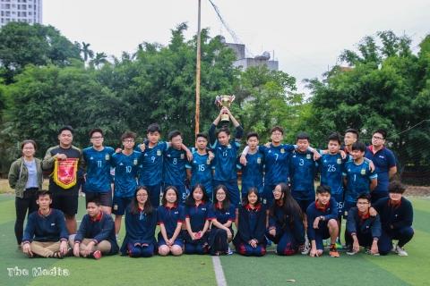 CHUNG KẾT BÓNG ĐÁ ĐTĐ SUPER CUP 2020